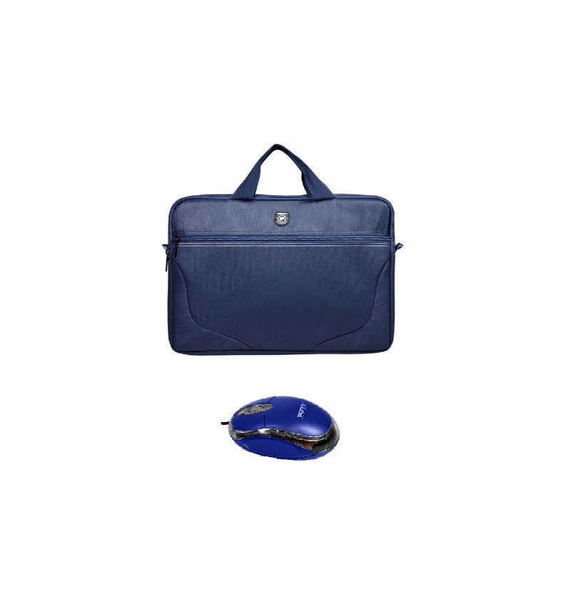 "Pack - Polaris II Bundle BLUE 15"" + Rato USB"