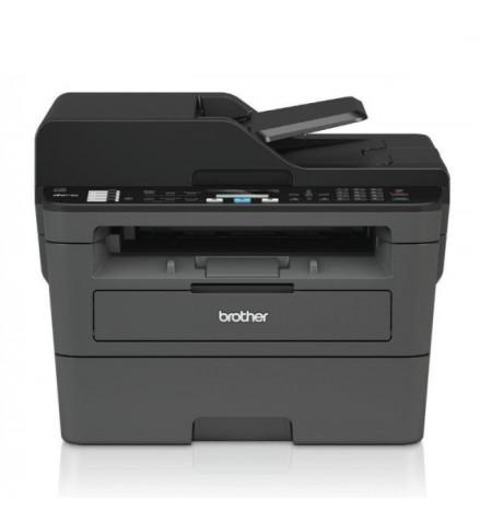 MFC-L2710DW - Multifunçőes laser monocromático WiFi com fax, impressăo automática em frente e verso