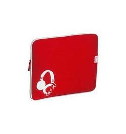 """Targus Laptop Skin - 15.4"""" - Vermelho"""
