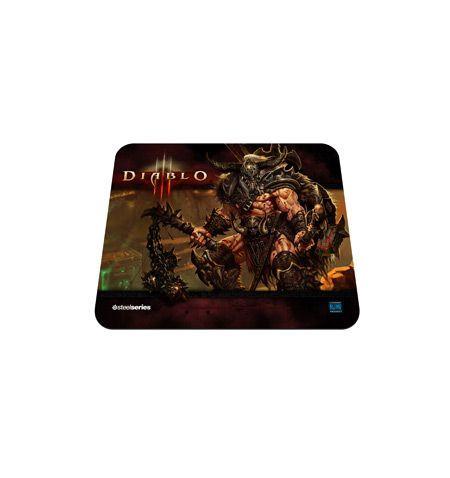 Tapete Steelseries Qck Diablo III Barbarian - Levante já em loja