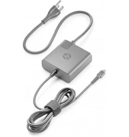 Adaptador HP 65W USB-C Power - 1HE08AA