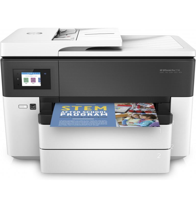 HP OfficeJet Pro 7730 Wide Format All-in-One Printer - preço válido p/ unid facturadas até 30 Março