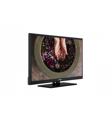 "TV LED HD 24"" DVB-T2/T/C HEVC"