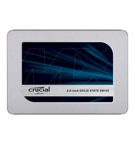 """SSD MX500 2.5"""" 250GB Encriptado - CT250MX500SSD1 - Levante Já em Loja"""