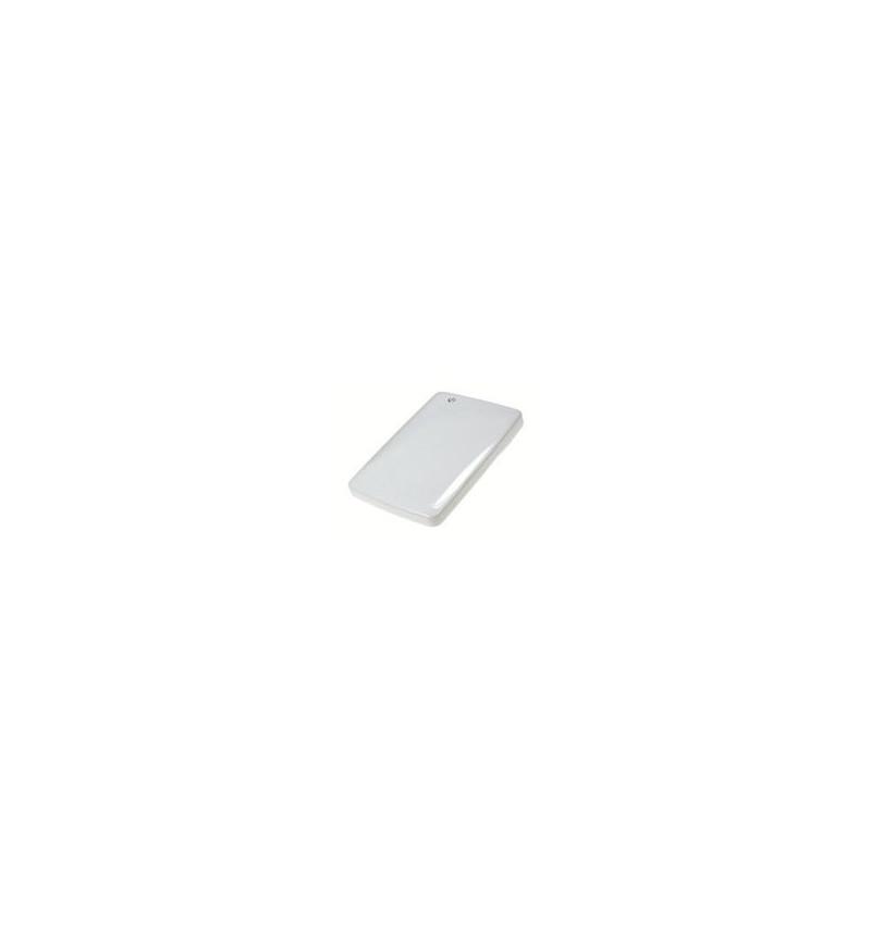 """Caixa Externa Conceptronic 2.5"""" para discos Serial Ata con conexión USB 2.0 Branco"""