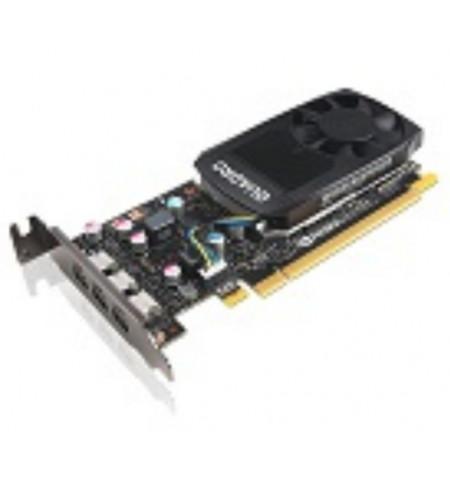 ThinkStation Nvidia Quadro P400 2GB GDDR5 Mini DP * 3 Graphics Card with LP Bracket