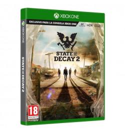 Jogo Microsoft Xbox One State of Decay 2 X1 - 5DR-00018