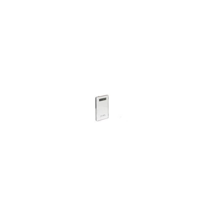 "Caixa Externa Icy Box 2.5"" SATA 1 x USB 2.0 branca"