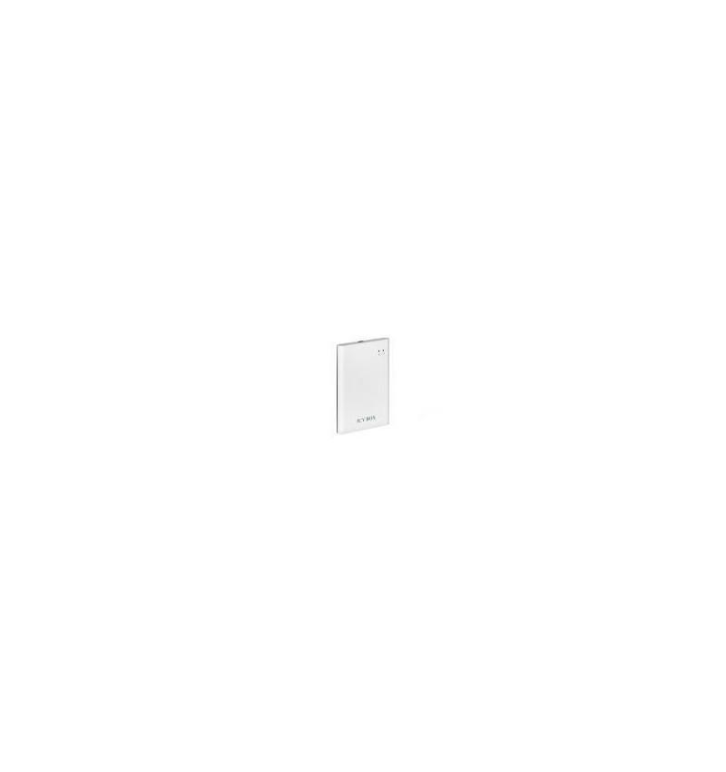 """Caixa Externa Icy Box 2.5"""" SATA 1 x USB 2.0 com 3 capas"""