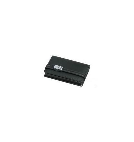 """Caixa Externa Icy Box 2.5"""" SATA USB 2.0 com estojo preto"""