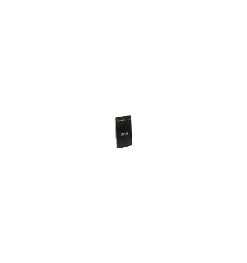 """Caixa Externa Icy Box 2.5"""" SATA USB 2.0 negra - RDS 1058"""