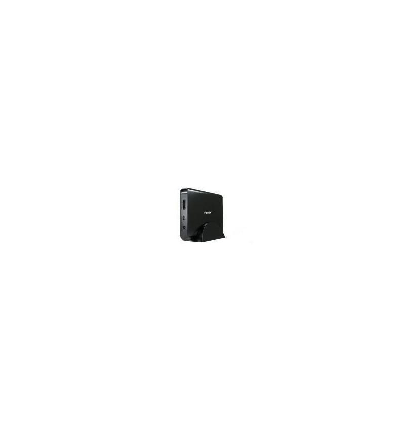 """Caixa Externa Spire 2.5"""" Handybook E–SATA USB2.0 negra"""