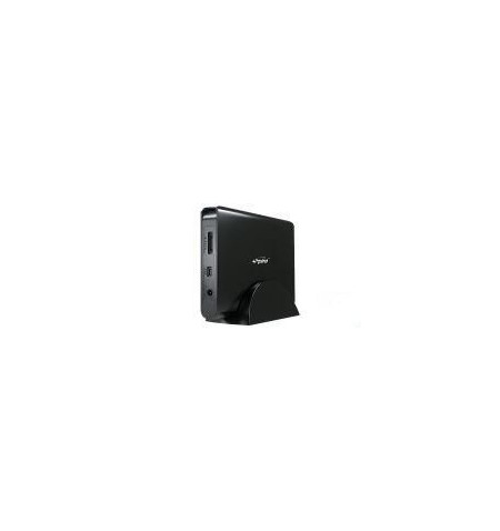 "Caixa Externa Spire 2.5"" Handybook E–SATA USB2.0 preta"