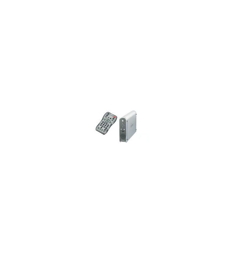 "Caixa Externa Airlive 3.5"" SATA/IDE LAN 1 video, 1 audio, 1 RJ45, USB Slave"