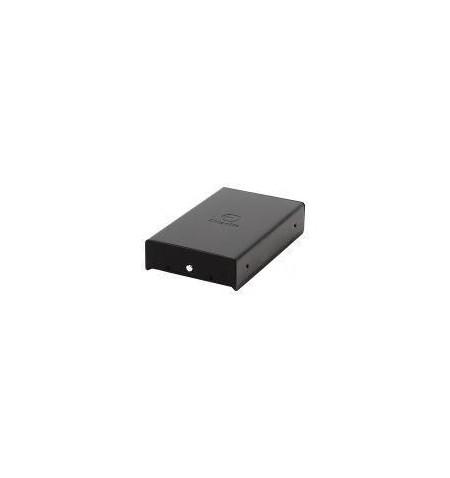 """Caixa Externa Atlantis alumínio SATA 3.5"""" USB 2.0"""