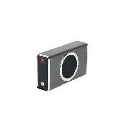 "Caixa Externa Coolmax 3.5"" SATA I/II USB 2.0 alumínio cinza"