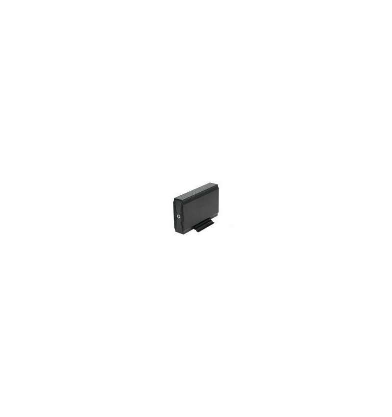 """Caixa Externa Icy Box SATA 3.5"""" USB 3.0 em alumínio com ventilação"""