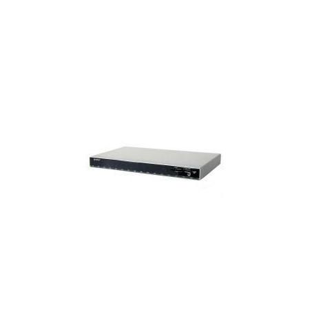 "Caixa Externa Icy Box 2x SATA 3.5"" em alumínio USB2.0 e 1394b"