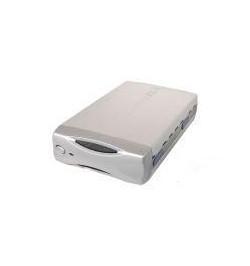"""Caixa Externa IDE/SATA 3,5"""" USB+SATA com ventilador"""
