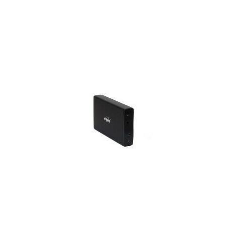 "Caixa Externa Spire 3.5"" SATA GigaPod VIII USB 3.0 preta"