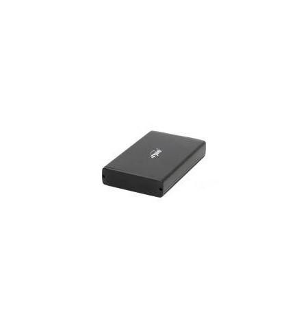 "Caixa Externa Spire 3.5"" GigaPod VIII SATA USB 2.0 preta"