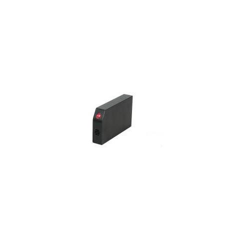 """Caixa Externa Spire 3.5"""" SATA/USB 2.0 preta"""