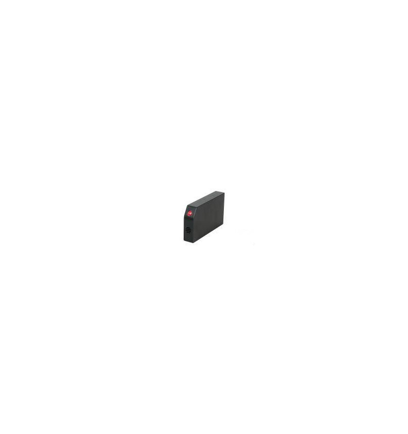 "Caixa Externa Spire 3.5"" SATA/USB 2.0 negra"