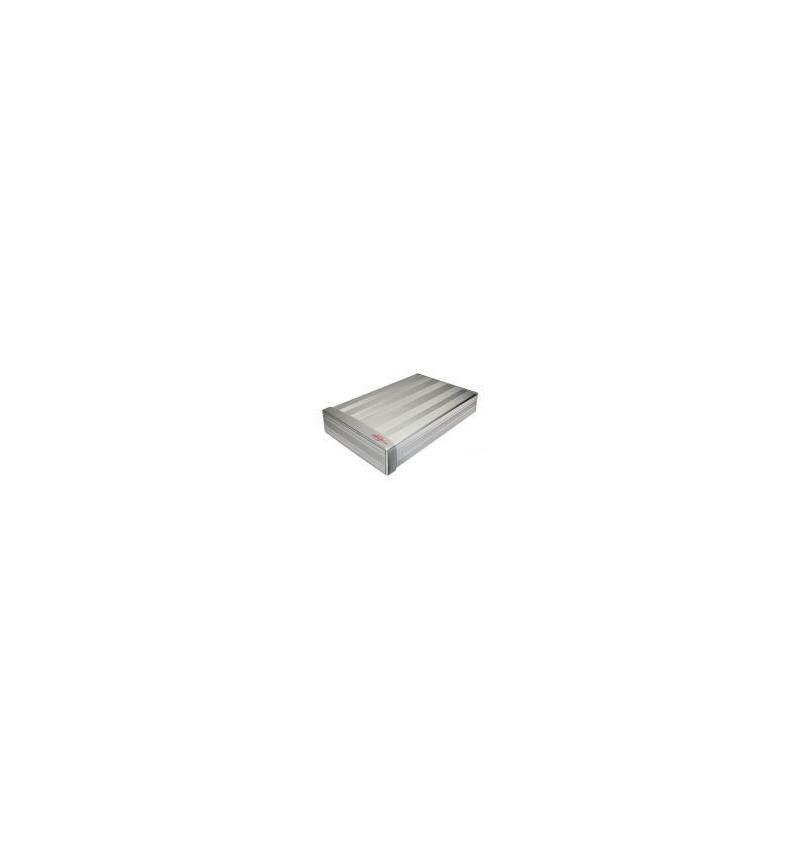 """Caixa Externa KEPLER dispositivos IDE 3.5""""/5.25"""" USB 2.0 com ventilador"""