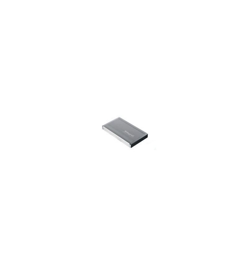 "Caixa Externa Akasa 2.5"" USB IDE Prateado"