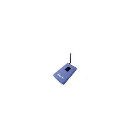 """Caixa Externa AirLive 2,5"""" externa,wireless 54Mbps com print server e 2 portas USB"""