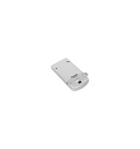 """Caixa Externa Konig 2.5"""" USB 2.0 com leitor de impressões digital"""