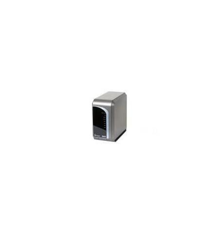 Caixa Externa Airlive NAS RAID 0/1/JBOD BT 2x SATA 2x USB LAN