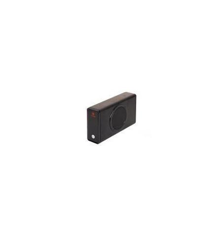 "Caixa Externa Coolmax 3.5"" USB NAS SATA alumínio preta"