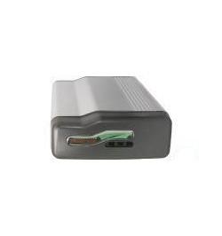 """Caixa Externa IDE 3.5"""" com LAN USB 2.0 ventilação"""