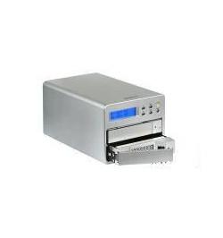 "Caixa Externa RAID 2xSATA 3.5"" RAID 1 USB e eSATA"