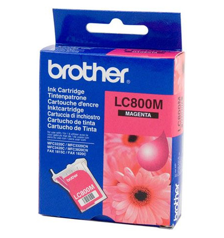 Tinteiro Original Brother Magenta LC800M