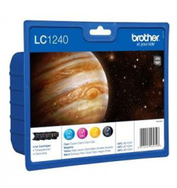 Tinteiro Original Brother LC1240VALBP