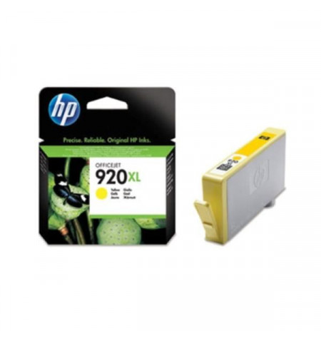 Tinteiro Original HP 920XL Amarelo (CD974AE)