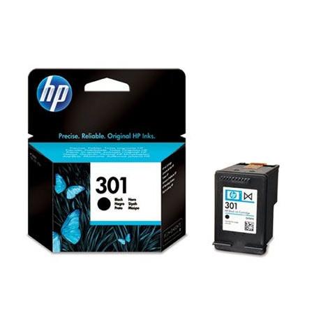 Tinteiro Original HP 301 Preto (CH561EE)
