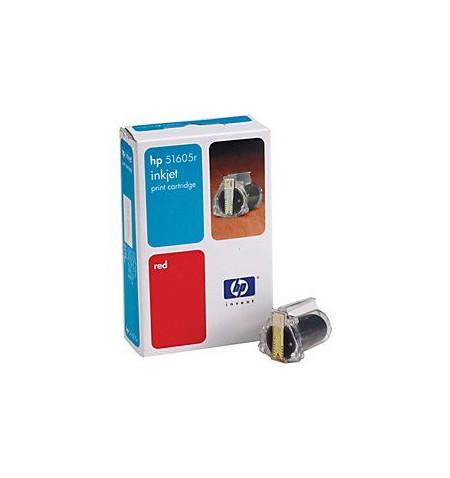 Tinteiro Original HP Vermelho 51605R