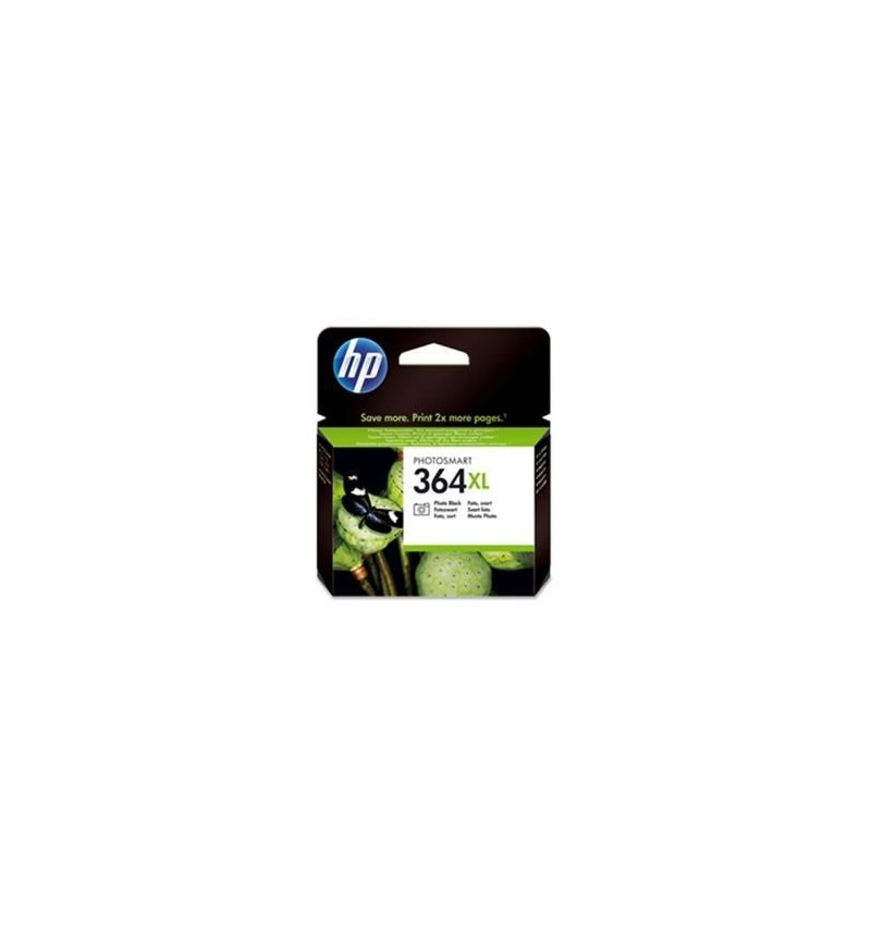 Tinteiro Original HP 364XL Photo Black