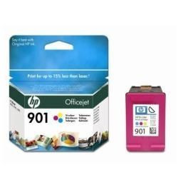 Tinteiro Original HP 901 Tri-colour