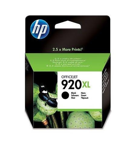 Tinteiro Original HP 920XL Preto (CD975AE)