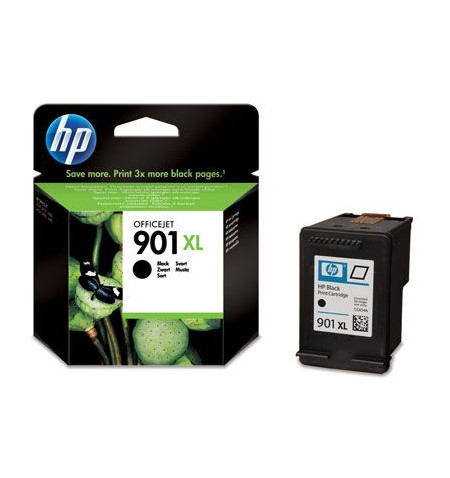 Tinteiro Original HP Preto CC654AE#ABE