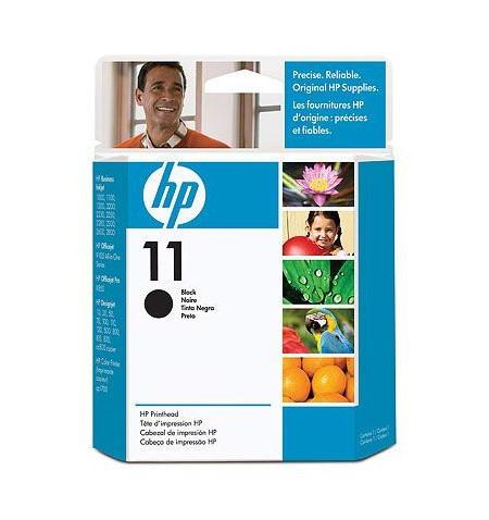 Cabeça de Impressão HP Preta (C4810A)