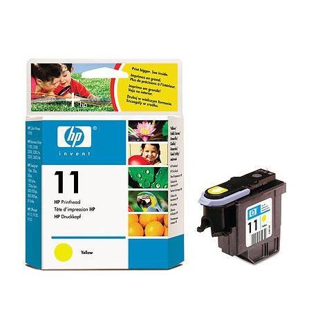 Cabeça de Impressão HP Amarelo (C4813A)