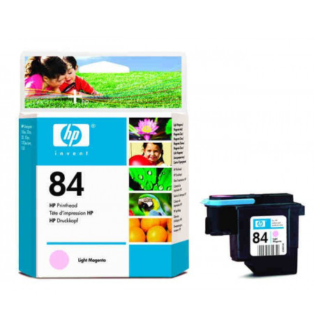 Cabeça de Impressão HP Magenta Claro nº 84