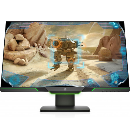 "HP 25x Monitor 24.5"""