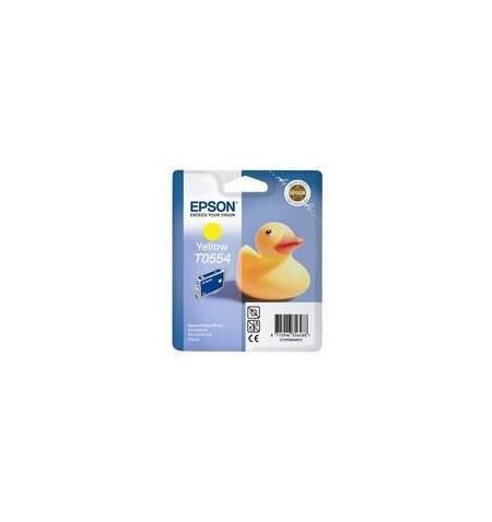 Tinteiro Original Epson Amarelo C13T05544020