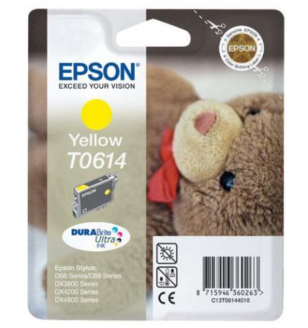 Tinteiro Original Epson Amarelo (C13T06144020)